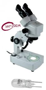 Microscope stéréoscopique NOVEX